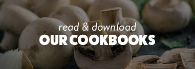 Cookbooks CTA